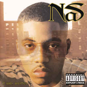Nas - It Was Written - Album Cover