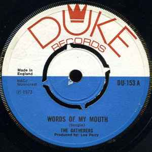 The Gatherers - Words Of My Mouth - VinylWorld