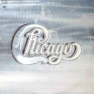 Chicago (2) - Chicago - Album Cover
