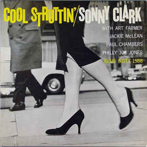Cool Struttin' - Album Cover - VinylWorld