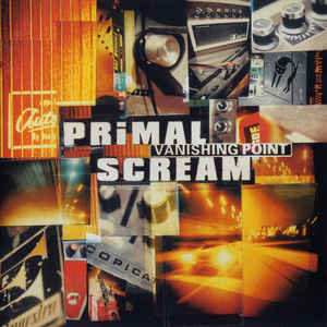 Primal Scream - Vanishing Point - VinylWorld