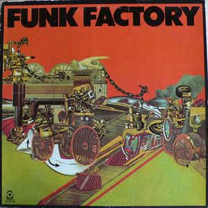 Funk Factory - Funk Factory - Album Cover