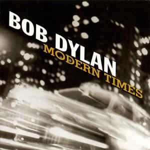 Bob Dylan - Modern Times - Album Cover