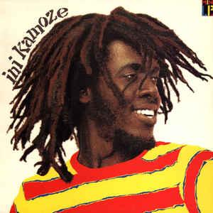 Ini Kamoze - Album Cover - VinylWorld