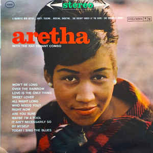 Aretha Franklin - Aretha - Album Cover