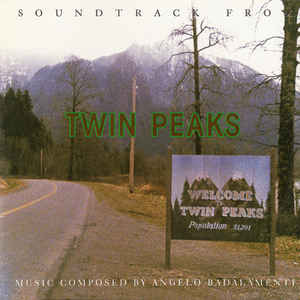 Soundtrack From Twin Peaks - Album Cover - VinylWorld