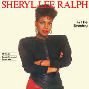 Sheryl Lee Ralph - In The Evening (Special Extended Dance Mix) - Album Cover