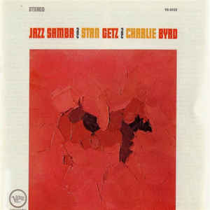 Stan Getz - Jazz Samba - Album Cover