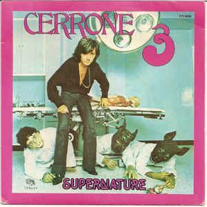 Cerrone - Supernature - Album Cover