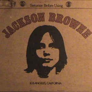 Jackson Browne - Jackson Browne - Album Cover