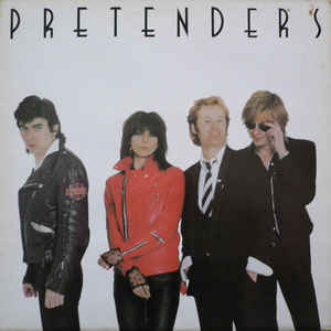The Pretenders - Pretenders - Album Cover