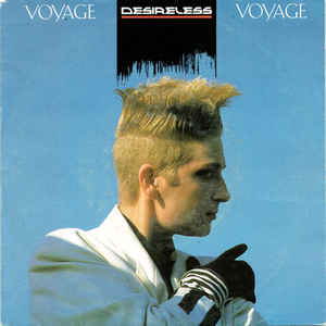 Desireless - Voyage Voyage - Album Cover