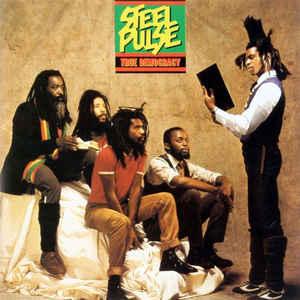 Steel Pulse - True Democracy - Album Cover