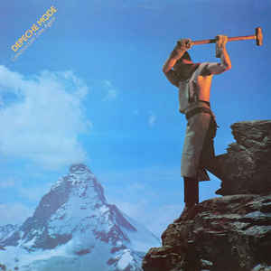 Depeche Mode - Construction Time Again - Album Cover