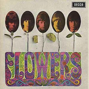 The Rolling Stones - Flowers - Album Cover