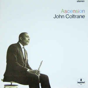 John Coltrane - Ascension (Edition II) - Album Cover