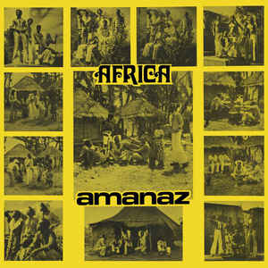 Africa - Album Cover - VinylWorld