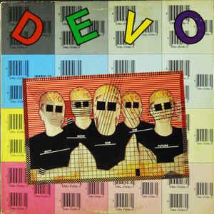 Devo - Duty Now For The Future - Album Cover