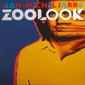 Jean-Michel Jarre - Zoolook - Album Cover