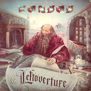 Kansas (2) - Leftoverture - Album Cover
