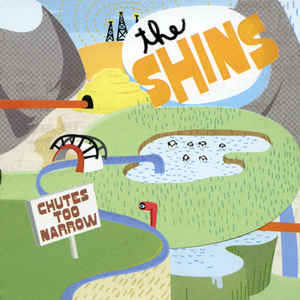 The Shins - Chutes Too Narrow - VinylWorld