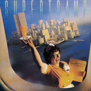 Supertramp - Breakfast In America - Album Cover