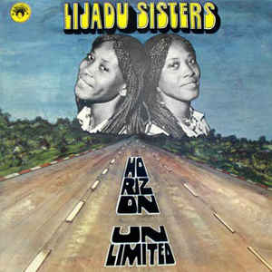 Lijadu Sisters - Horizon Unlimited - Album Cover