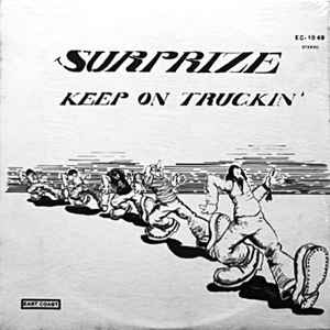 Surprize (3) - Keep On Truckin' - VinylWorld