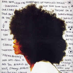 Erykah Badu - Worldwide Underground - Album Cover