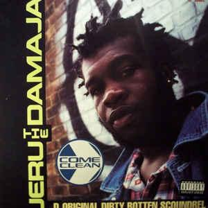 Jeru The Damaja - Come Clean - Album Cover