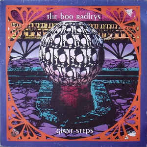 The Boo Radleys - Giant Steps - Album Cover