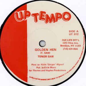 Golden Hen / Golden Dub - Album Cover - VinylWorld