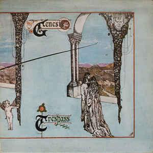 Genesis - Trespass - Album Cover