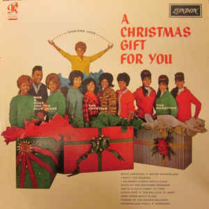 A Christmas Gift For You From Philles Records - Album Cover - VinylWorld