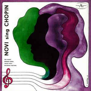 Novi Singers - Novi Sing Chopin - Album Cover
