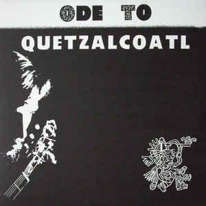Dave Bixby - Ode To Quetzalcoatl - Album Cover