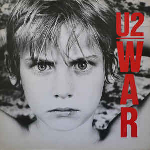 War - Album Cover - VinylWorld