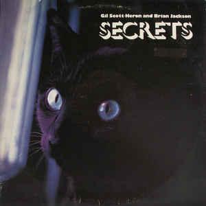 Gil Scott-Heron & Brian Jackson - Secrets - Album Cover