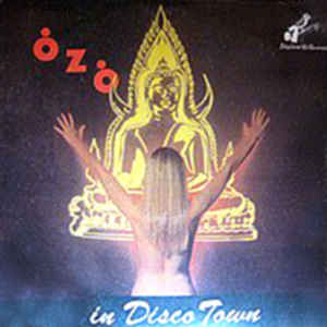 Ozo - In Disco Town - Album Cover
