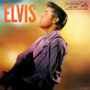 Elvis - Album Cover - VinylWorld