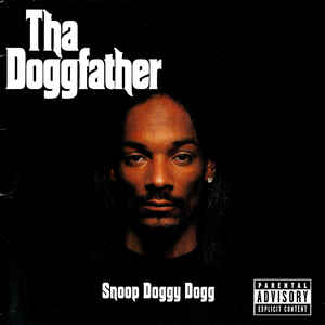 Snoop Dogg - Tha Doggfather - Album Cover