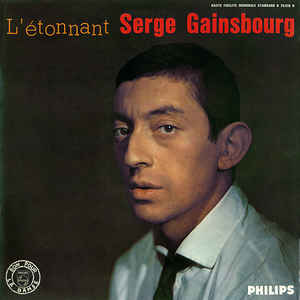 Serge Gainsbourg - L'Étonnant Serge Gainsbourg (N°3) - Album Cover