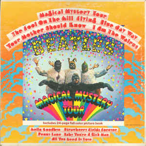 The Beatles - Magical Mystery Tour - VinylWorld