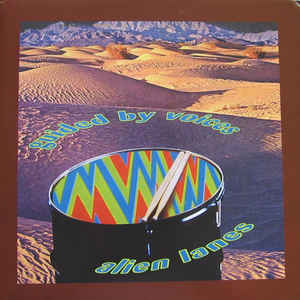 Guided By Voices - Alien Lanes - Album Cover