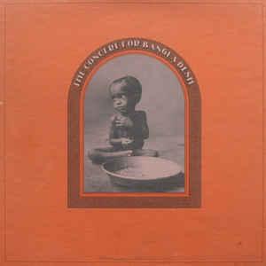 Various - The Concert For Bangla Desh - Album Cover