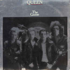 Queen - The Game - Album Cover