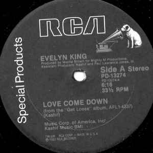 Evelyn King - Love Come Down - VinylWorld