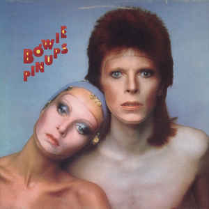 David Bowie - Pinups - Album Cover
