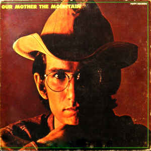 Townes Van Zandt - Our Mother The Mountain - Album Cover
