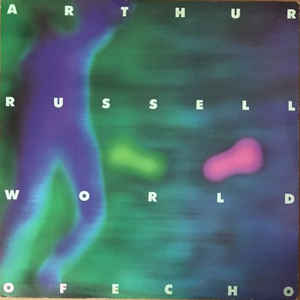 Arthur Russell - World Of Echo - VinylWorld